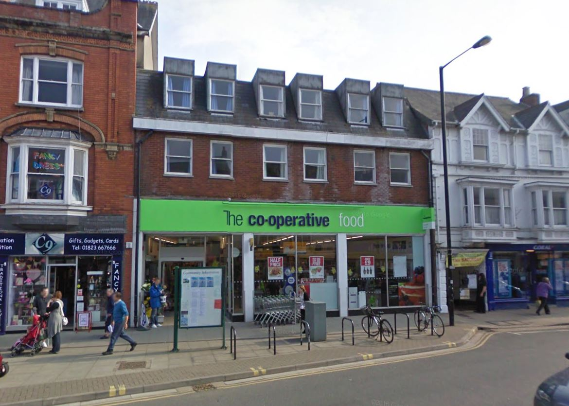 Co-op Wellington 2