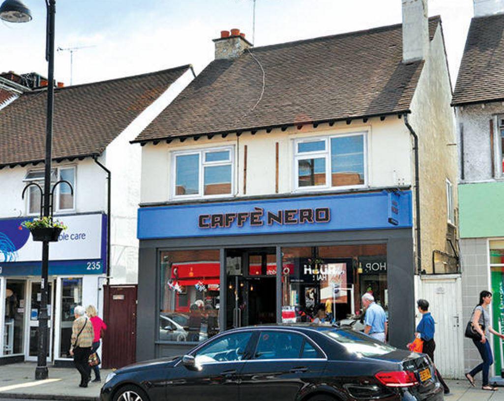 Caffe Nero Loughton