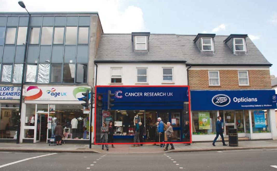 Cancer Research Barnet