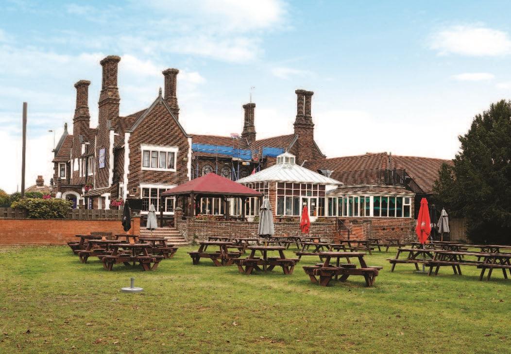 Enterprise Inns (Golf Hotel Pub), Ipswich