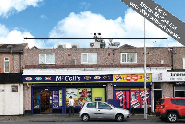 McColls, Liverpool