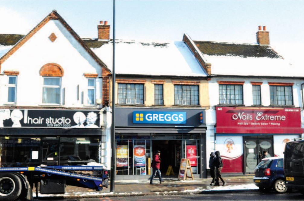 Greggs, Bromley