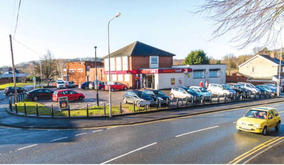 Sainsburys Local, Stourbridge