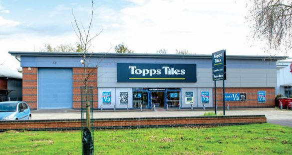 Topps Tiles Orpington