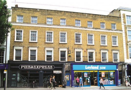 Pizza Express Leyland Sdm Notting Hill Gate Central