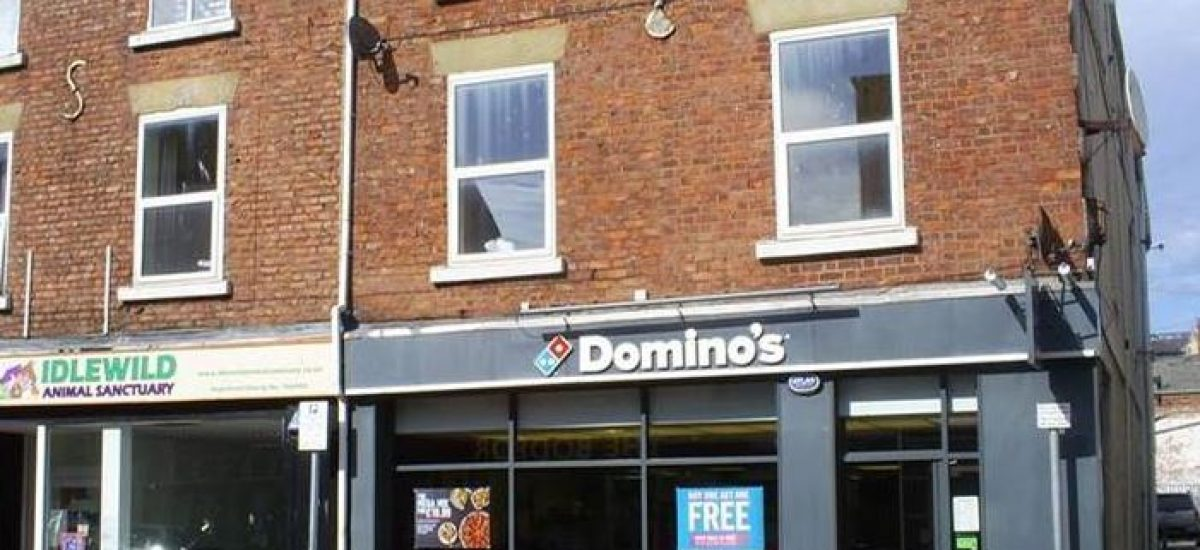 Dominos Pizza Rhyl Wales Prideview Group