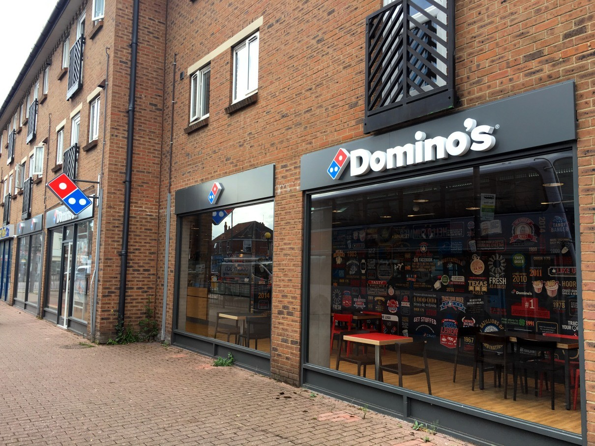 Dominos Pizza Bristol Prideview Group