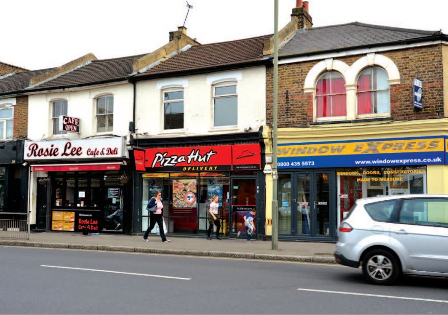 Pizza Hut Bromley Greater London Prideview Group